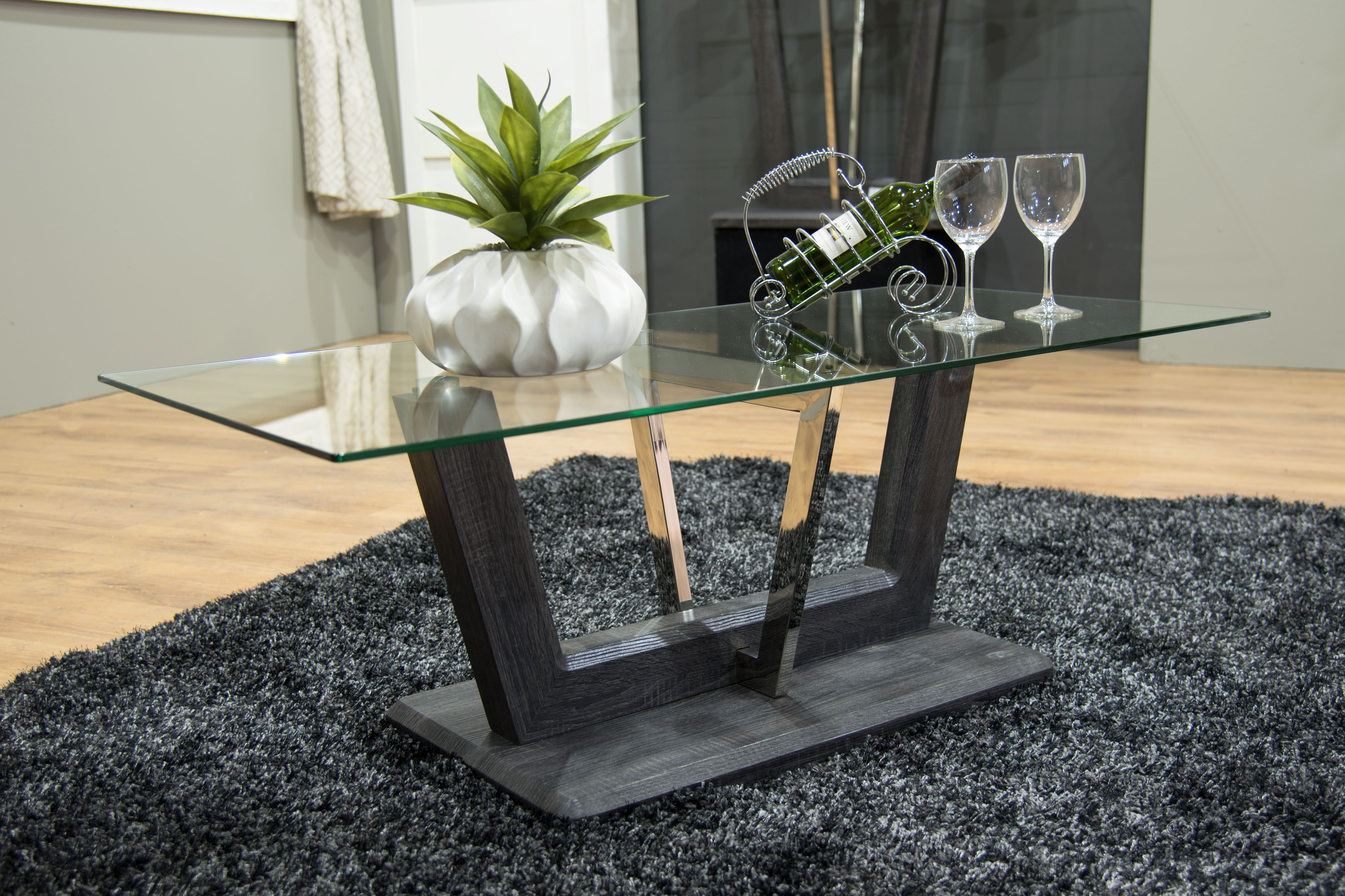 Remarkable Vee Coffee Table By Discount Decor Contact Us 011 616 2026 Machost Co Dining Chair Design Ideas Machostcouk