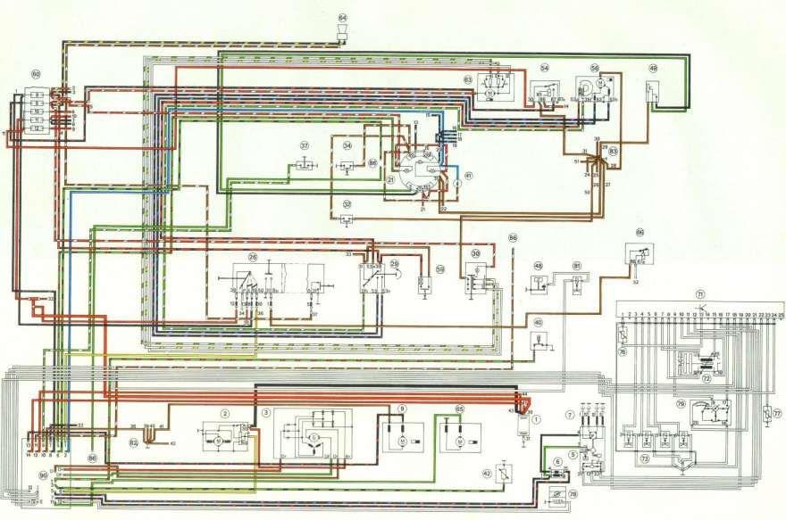 17 porsche 914 engine wiring diagram  engine diagram