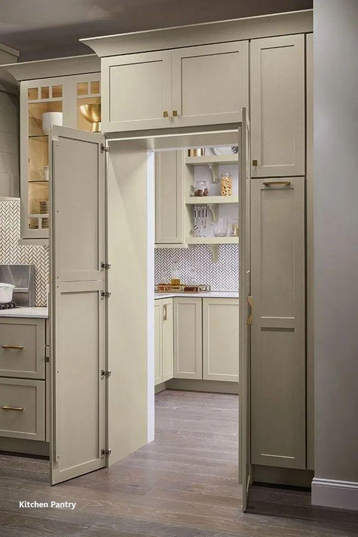 New Kitchen Pantry Ideas In 2020 Elegant Kitchen Design Pantry Design Kitchen Pantry Design