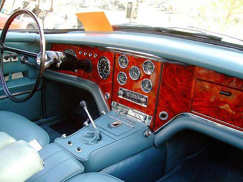 Facel Véga   HK 500 1960 | Facel Vega | Pinterest | Vegas, Car Interiors  And Cars