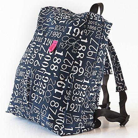 kostenloses Schnittmuster (ohne Anleitung) Rucksack | Taschen für ...