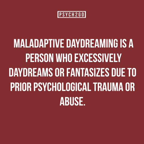I'm definitely a normal day dreamer. I haven't experienced any trama that would cause me to maladaptive daydream. I just daydream a lot.