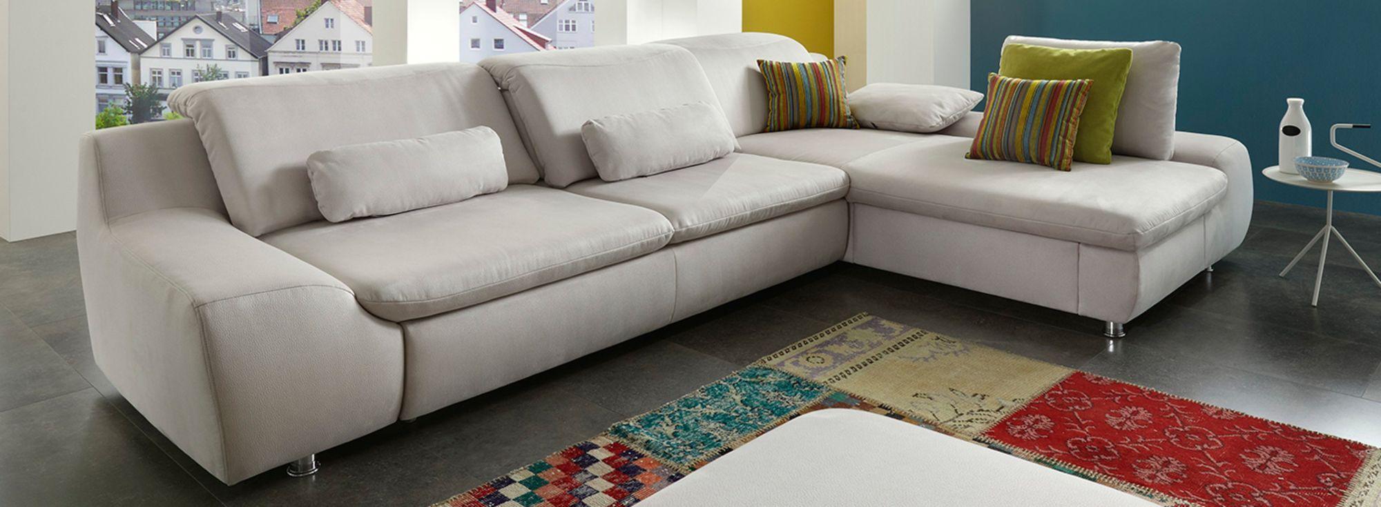 Ledercouch weiß höffner  Megapol (Höffner Elise) | Wohnzimmer | Pinterest | Wohnzimmer und ...