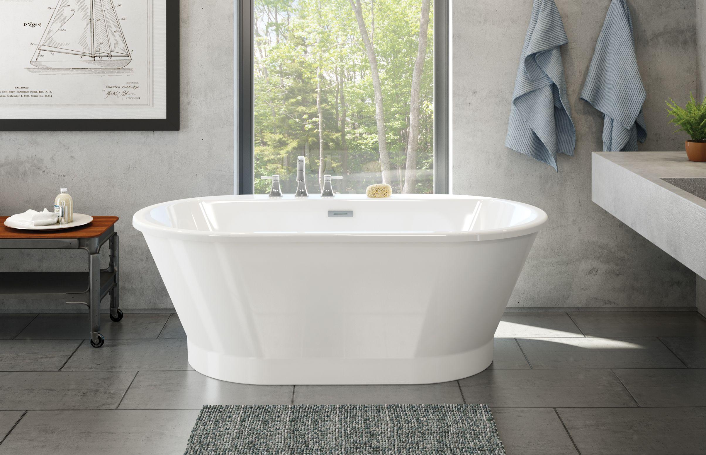 Brioso 6636 | Bathtubs, Bath and Master bathrooms