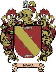 Escudo del apellido Navia