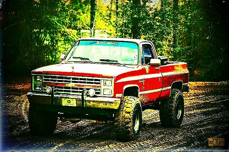 My Edit Of This 80 S Style Chevy Im Not Liking The Jd Plate