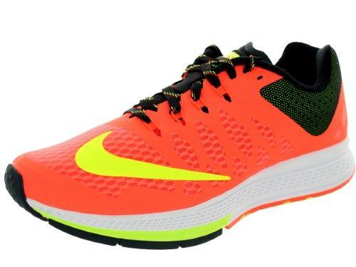 buy popular 8c180 aa2f4 Nike Womens Air Zoom Elite 7 Hyper OrangeVoltBrght Crmsn Running Shoe 9
