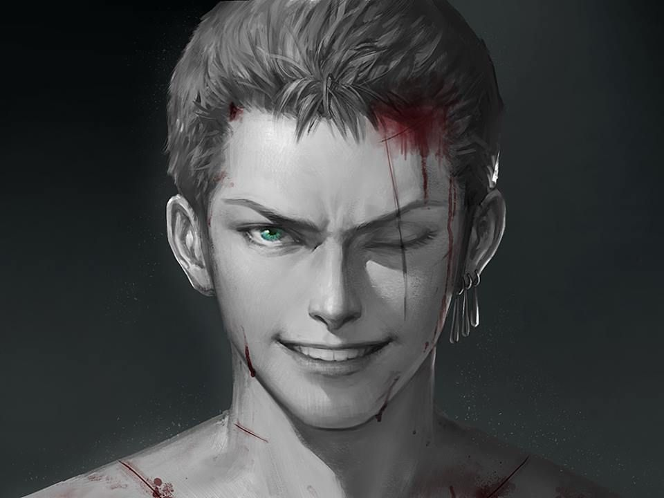 Anime Characters Realistic : Realistic one piece character fanart that are totally