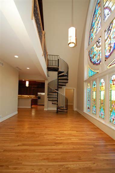 Church to home conversion