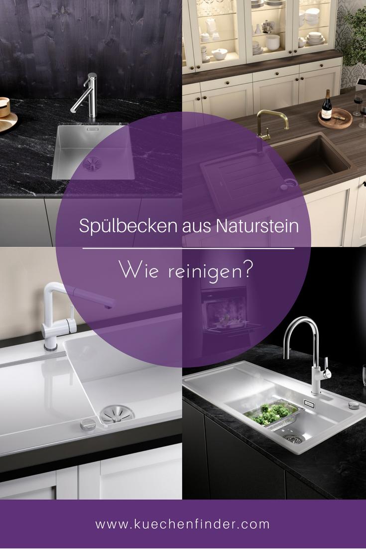 Spülbecken Aus Naturstein Tipps Zum Reinigen Von Marmor