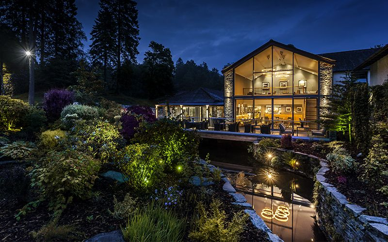Pleasant These Lake District Spas Take Bliss To The Next Level Home Interior And Landscaping Palasignezvosmurscom