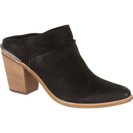 After a long day on the trail, get cleaned up and head into town for a night of fun with your friends in the Dolce Vita Women's Wes Shoes. Its rich nubuck leather upper offers a sleek style that will hop from bar to bar in search of the best live music. A stacked heel assures effortless style whether you've found the hot spot to be for the night or you're browsing the boutiques by the light of day.