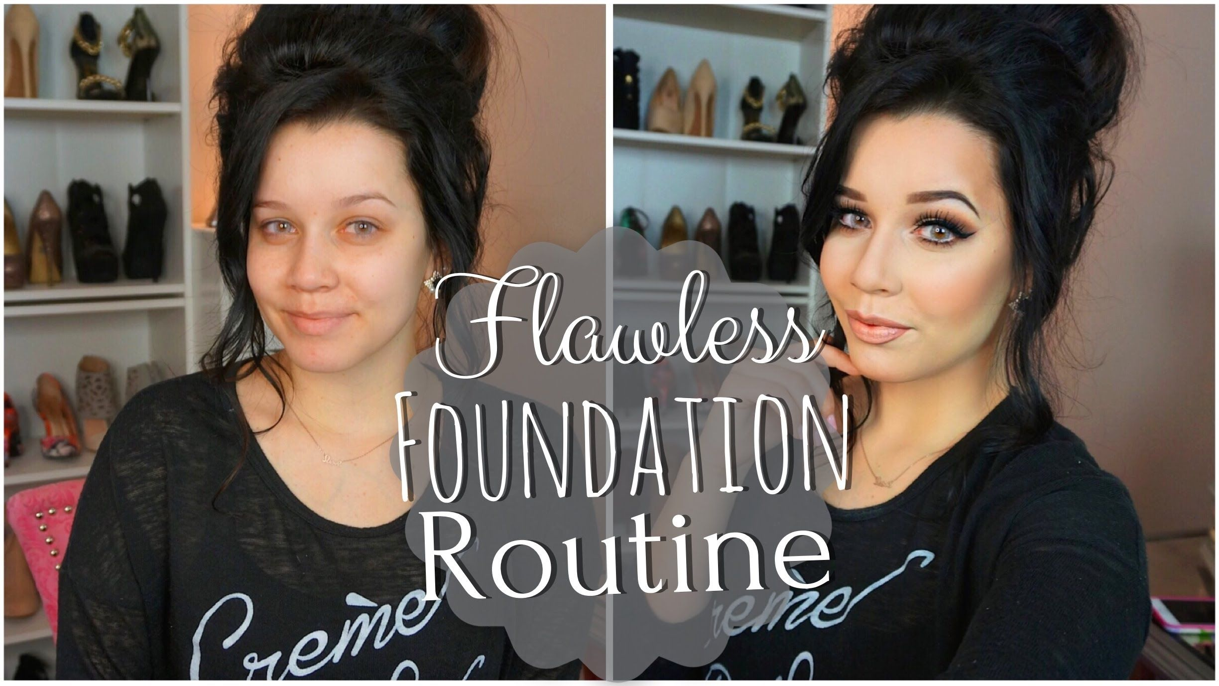 ♡My Flawless Foundation Routine♡