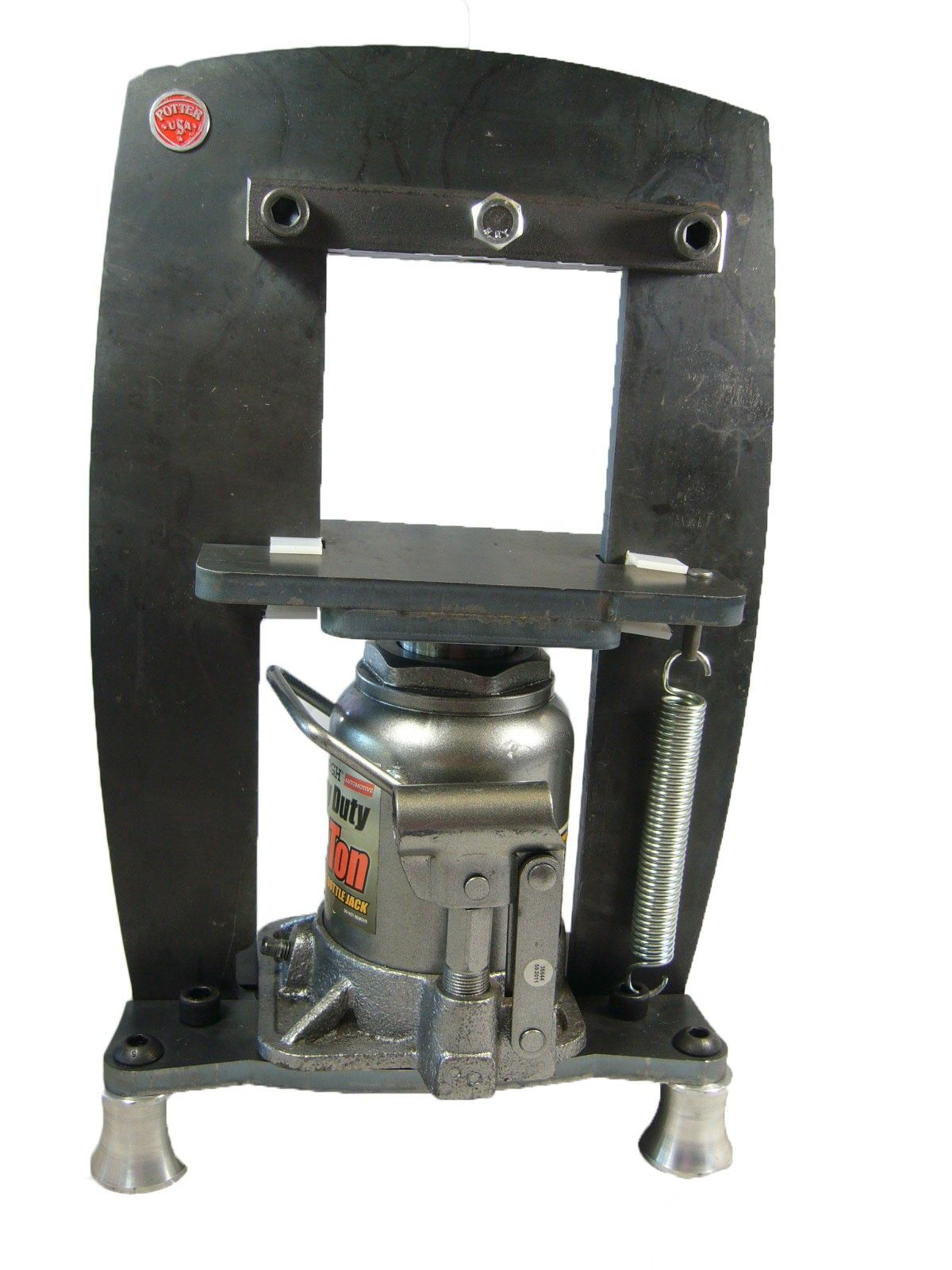 20ton bolt together press Potter USA Metal working