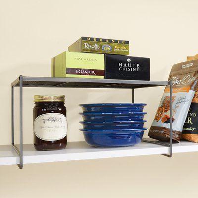 Lynk® Lynk® Kitchen Cabinet, Pantry and Closet Extra Shelf ...