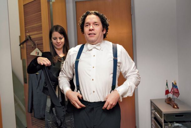 Life in Pictures: Gustavo Dudamel -- Vulture
