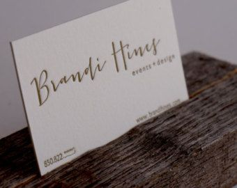 Letterpress business cards graphic design business cards letterpress business cards colourmoves Gallery