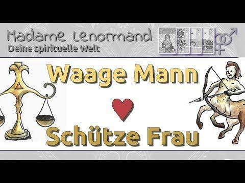 Waage Mann Schütze Frau: Liebe und Partnerschaft - YouTube