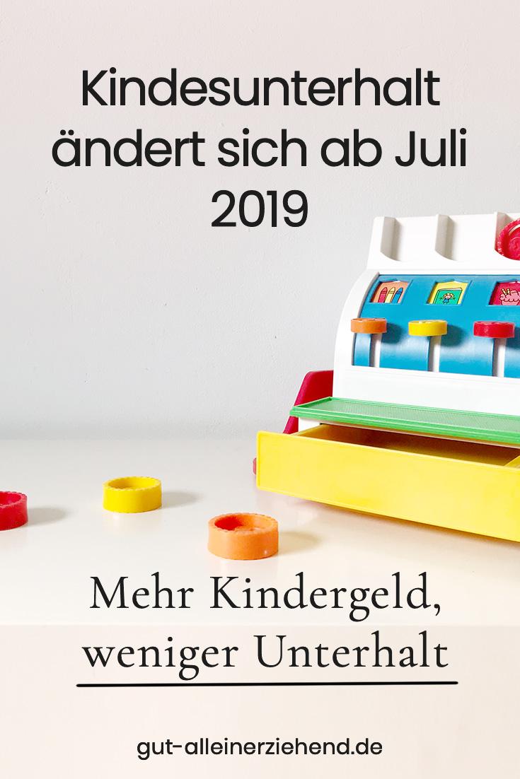 düsseldorfer tabelle 2019 kindesunterhalt