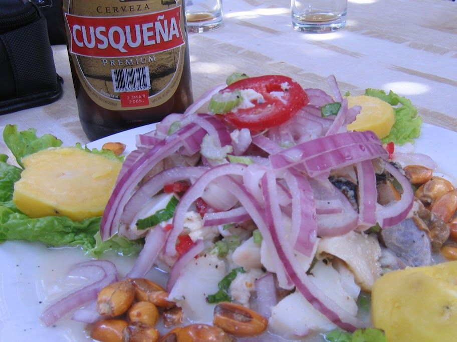 Cusqueña Ceviche Peru Peruvian Recipes Food Favorite Recipes