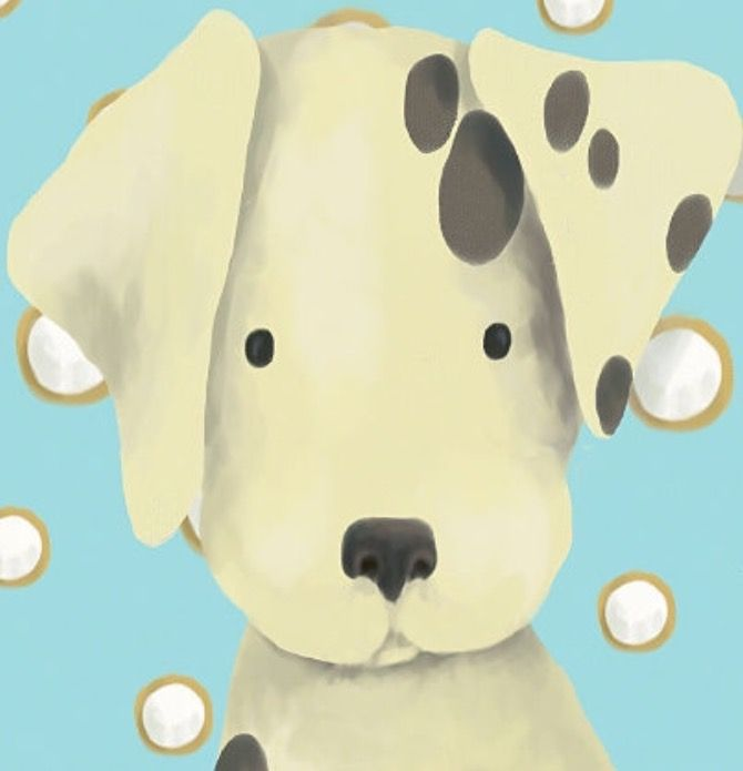 Puppy dog painted rock idea | Rock painting ideas | Pinterest | Rock ...