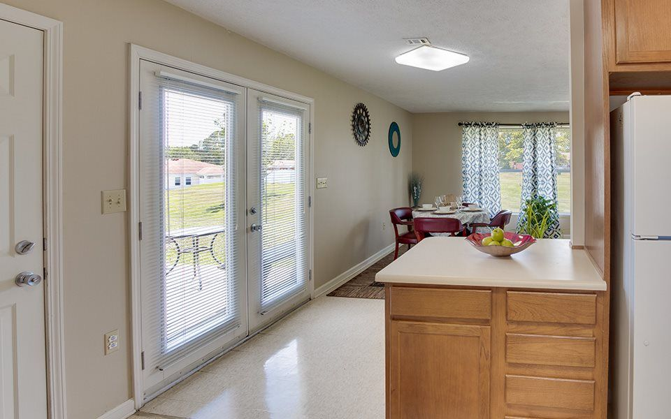 Pine Crest offers a variety of three and four-bedroom ...
