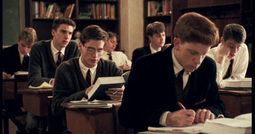oh to be in dead poets society on We Heart It