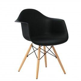 Sedia con braccioli IMS   Sedia legno design, Eames, Sedie ...