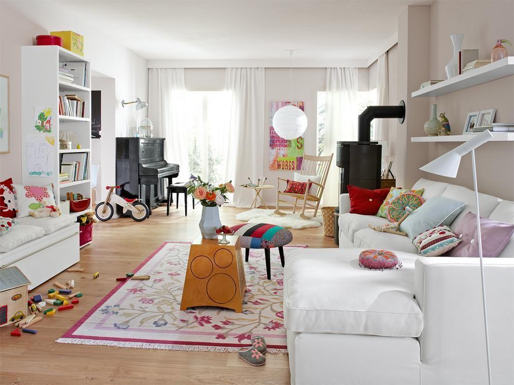 Wohnzimmer Nordisch Einrichten ~ Moderne und klassische wohnstile country stil nordisch wohnen
