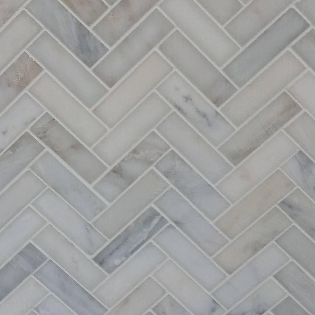 Marble herring bone walls marble tile tilesetter herringbone marble tile tilesetter herringbone mywork doublecrazyfo Choice Image