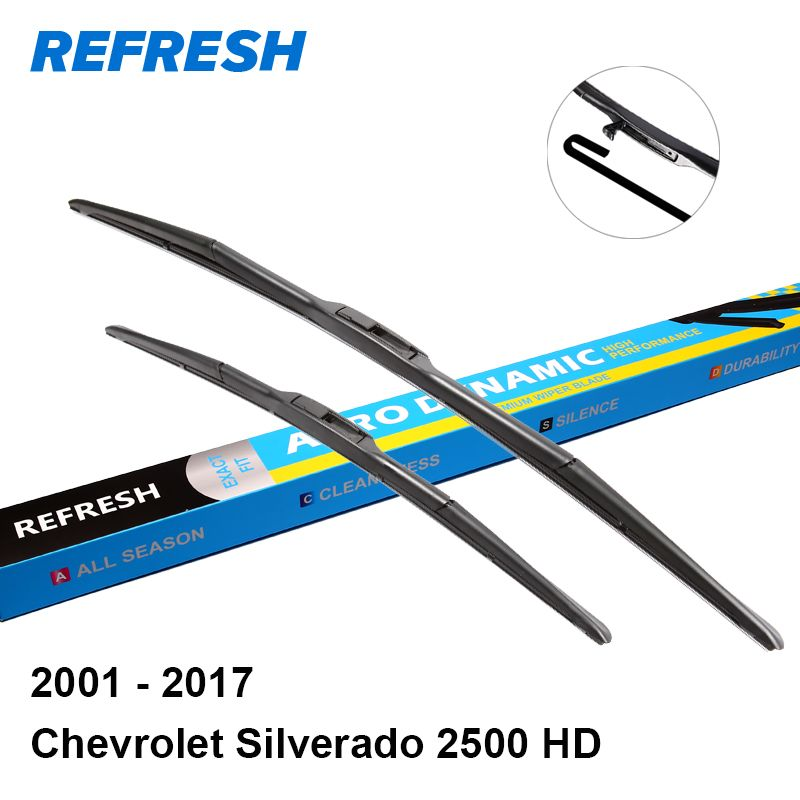 Refresh Wiper Blades For Chevrolet Silverado 2500 HD 22