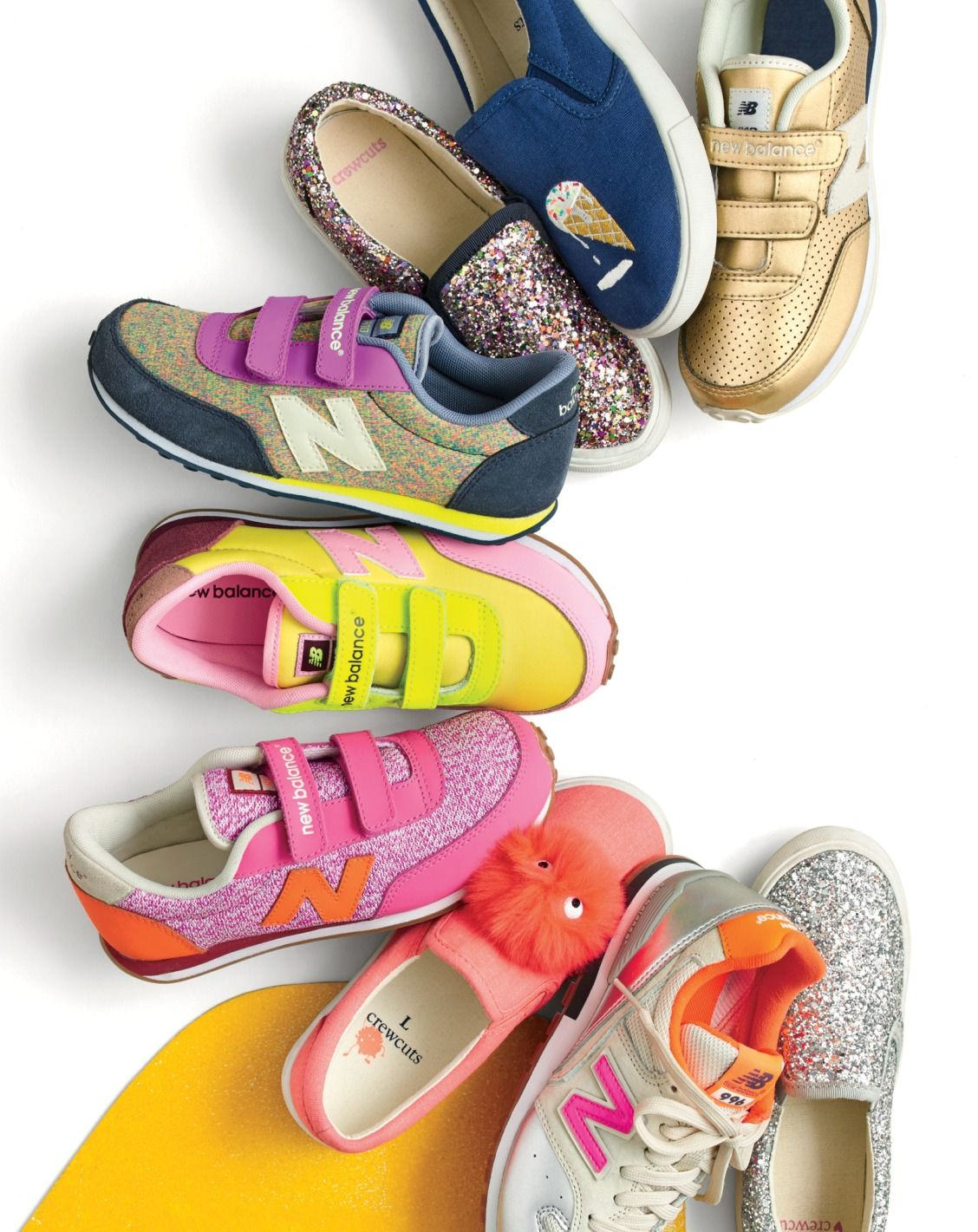 Next level amazing covered crewcuts sneakers. Slip ons covered amazing in e96e71