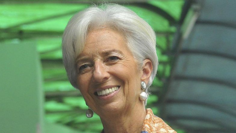 IMF chief hails India as bright spot in world economy