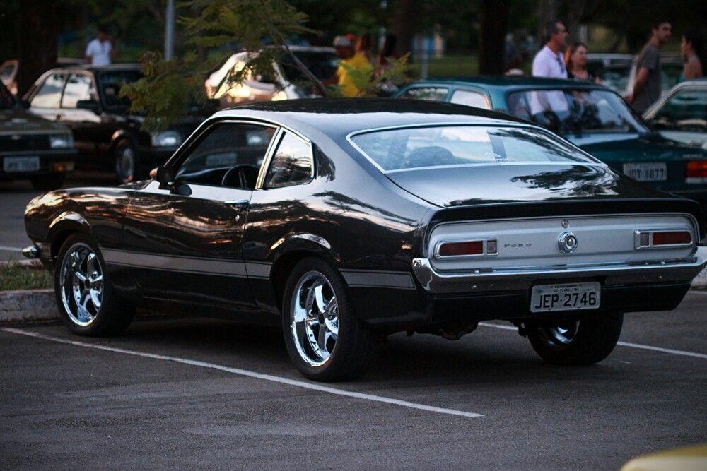Ford Mustang Encontro De Carros Antigos Parque Da Cidade