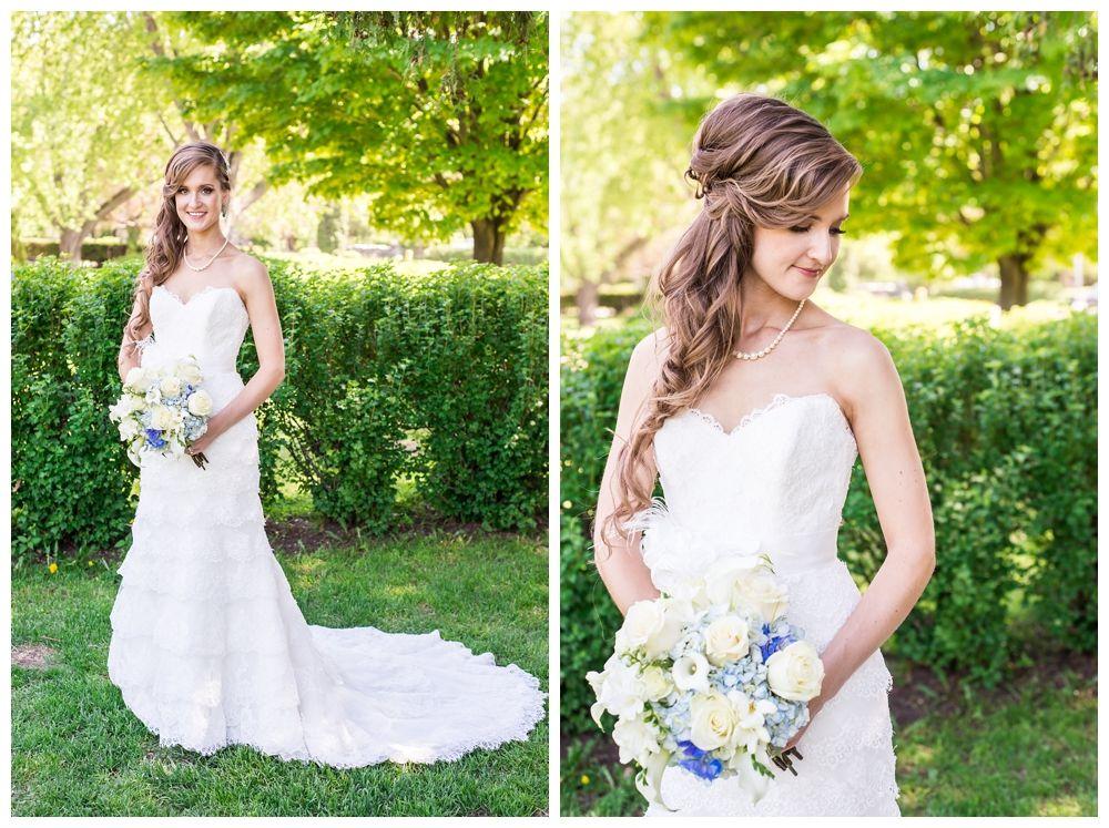 Pamperin Park Green Bay WI :: Maggie Sottero Dress :: Melissa + ...