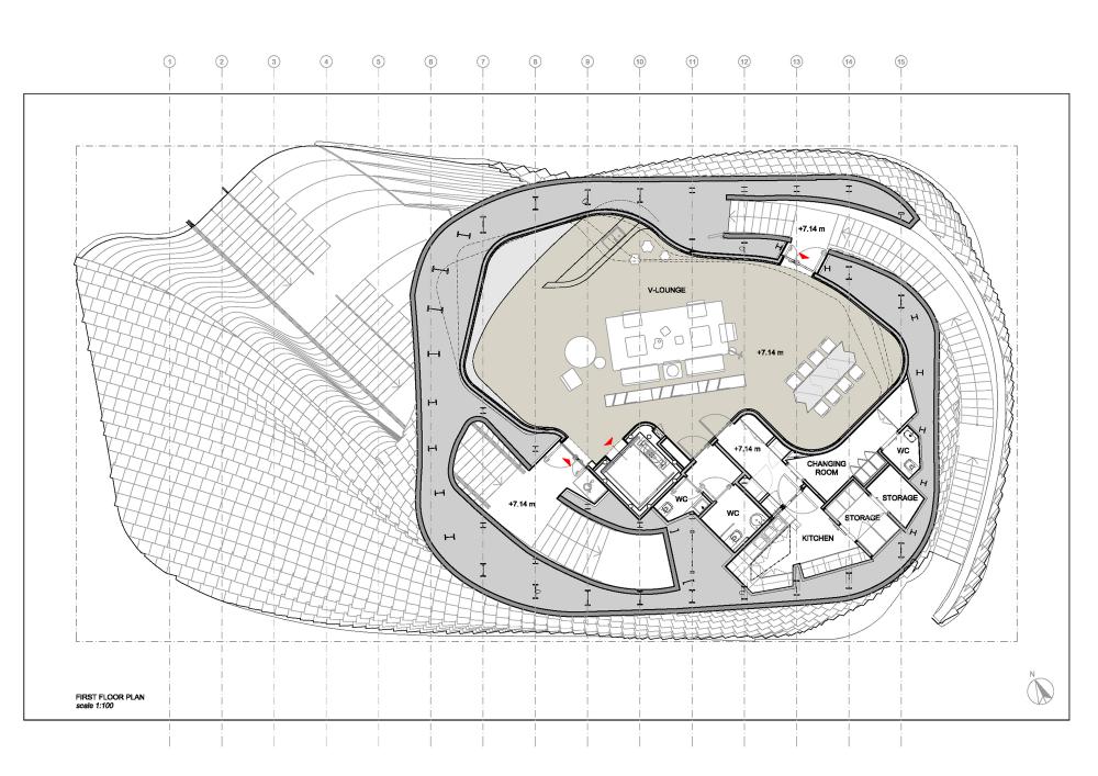 Architecture Photography Vanke Pavilion Milan Expo 2015 Daniel Libeskind 628039 Padiglione