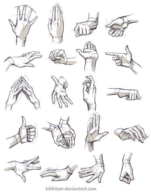 pin by k a t h a r t i c on art tips pinterest hand reference