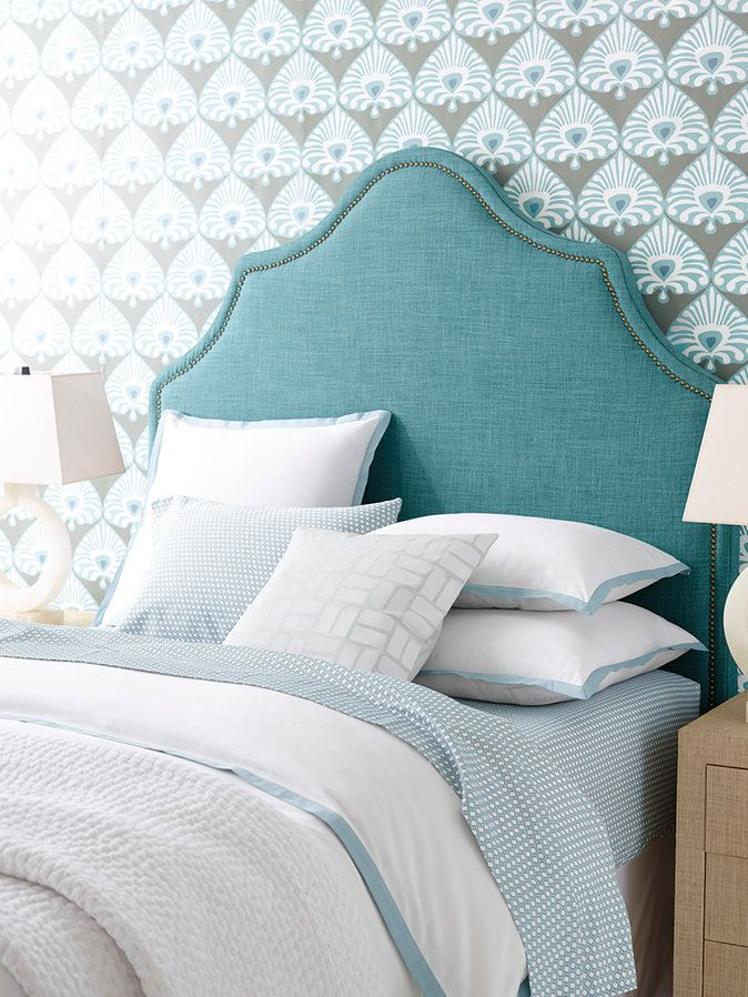 Palmetto Wallpaper By Serena Lily At Gilt Wallpaper Bedroom Beautiful Bedrooms Affordable Bedding