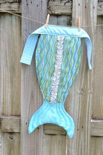 Mermaid Tail Apron! & Mermaid Tail Apron!   Mermaids   Pinterest   Mermaid tails Mermaid ...
