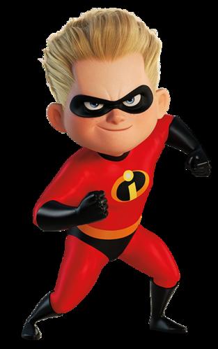 Dash Parr Personagens Dos Incriveis Zeze Os Incriveis The Incredibles