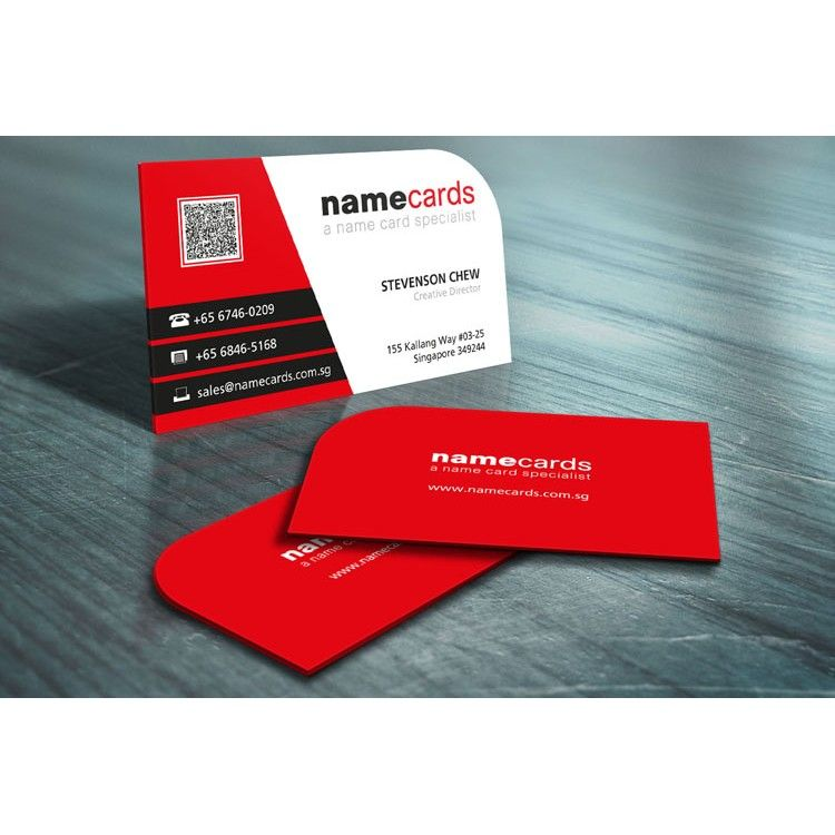 Diecut name cards 3 colour pms offset printing round corner diecut name cards 3 colour pms offset printing round corner name card reheart Gallery