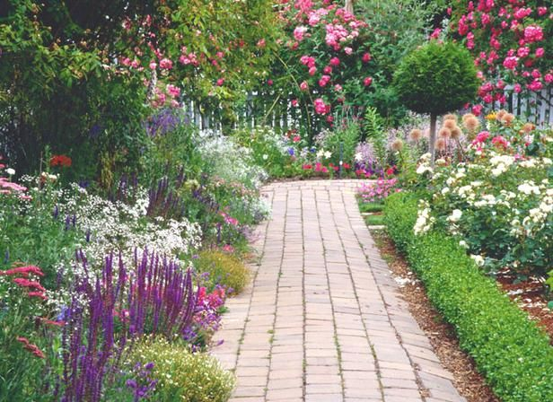 Perfecting Your Path | Garden paths, Paths and Gardens