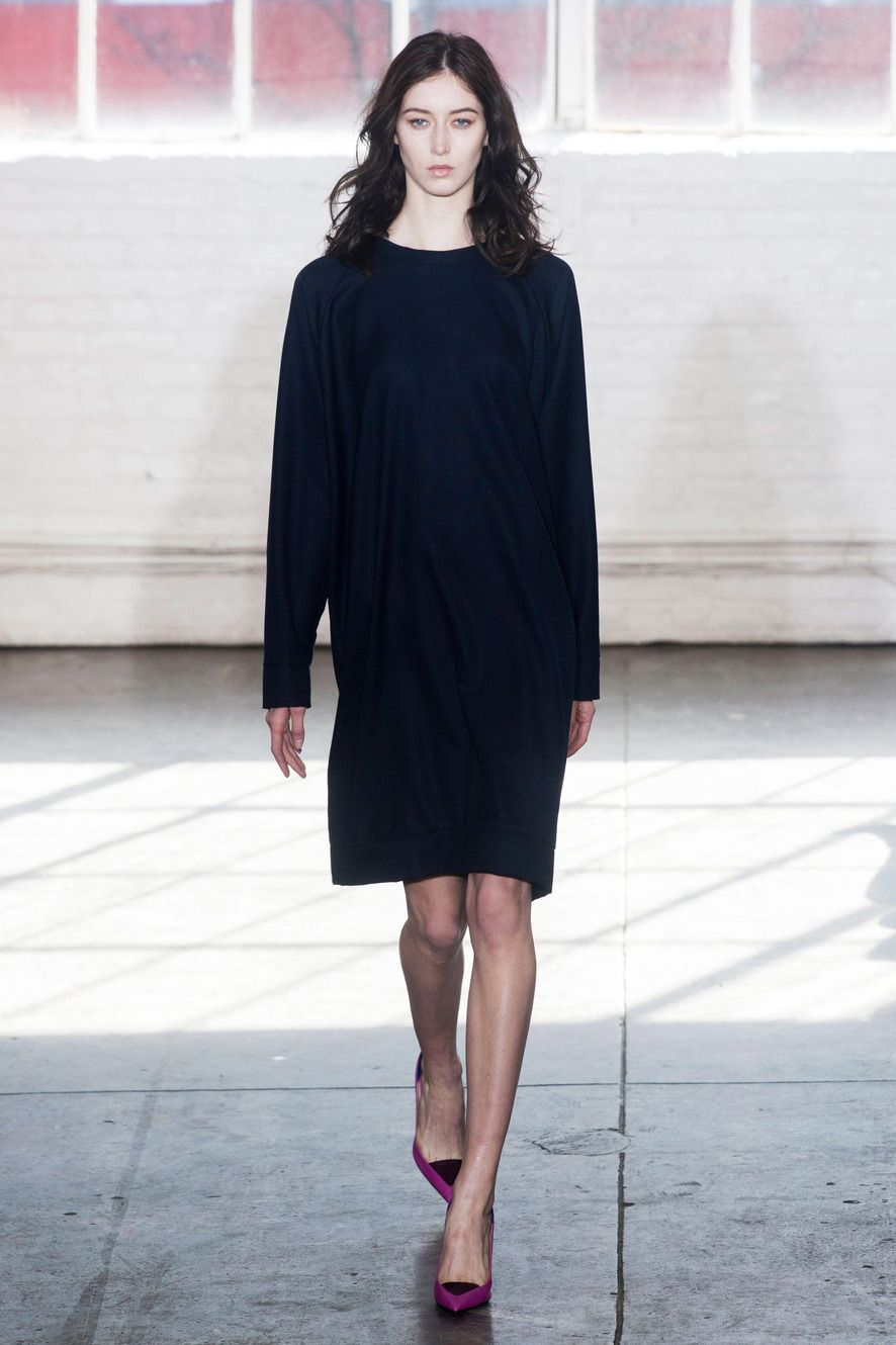 FALL 2014 RTW DUCKIE BROWN COLLECTION