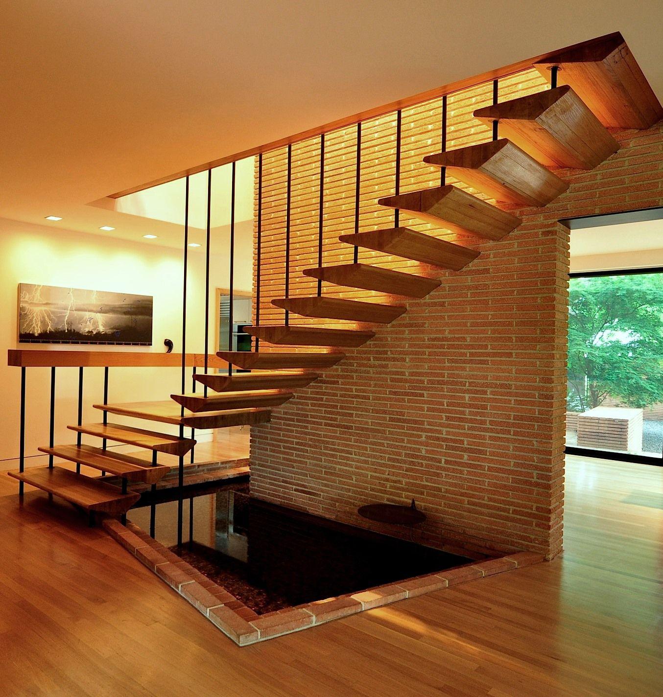 Mid Century Modern Residence: Tread Profiles!!! Howard Meyer