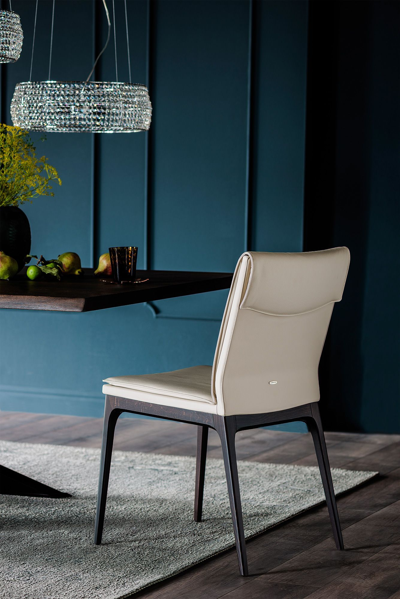 Italian Furniture Designers Luxury Italian Style And: Luxury Contemporary Italian Sofia Chair, Upholstered In