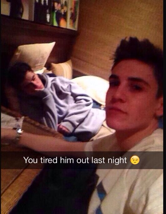 snapchat imagine jack gilinsky pinterest jack