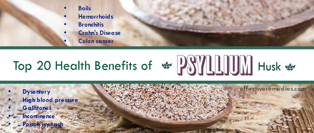Do You Know Benefits Of Psyllium Husk Uses Side Effects On