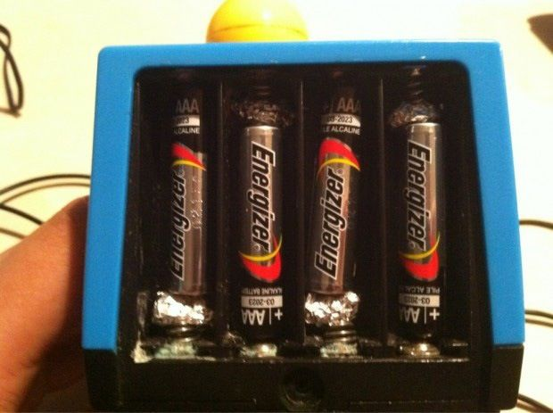 Via Reddit Com Amazing Life Hacks Battery Hacks Useful Life Hacks