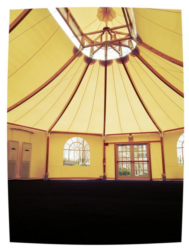 6d739ec3c4 The Pavilion Tent at the St. Regis Hotel in Washington