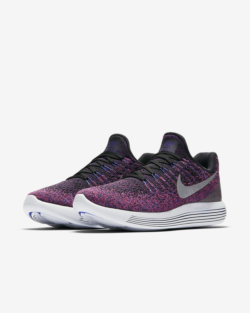 newest 75cc5 f8456 Nike LunarEpic Low Flyknit 2 Women s Running Shoe
